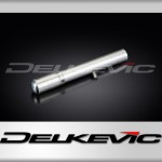 Chicane longue, dB killer extra pour silencieux Delkevic rond200 et ovale225